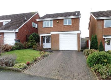 Thumbnail 3 bed detached house for sale in Hampton Drive, Newport