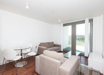 Thumbnail 1 bed flat to rent in Waterside Park, Waterside Heights, Royal Docks