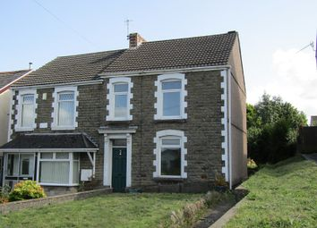 3 bed semi-detached house for sale in Caemawr Road, Morriston, Swansea SA6