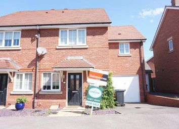 Thumbnail Semi-detached house for sale in Boulder Close, Wilnecote, Tamworth