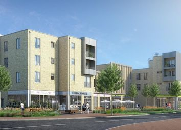 Thumbnail 1 bedroom flat for sale in Base At Newhall, London Road, Harlow, Essex