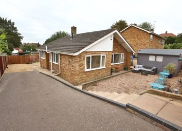Thumbnail 2 bed detached bungalow for sale in Tillett Road East, Norwich