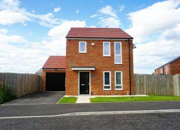 Thumbnail 3 bedroom detached house for sale in Grasmoor View, Sunderland