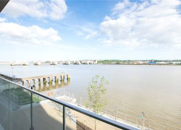 Thumbnail 2 bed flat to rent in Liner House, 16 Admiralty Avenue, London
