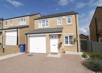Thumbnail 3 bed detached house for sale in Mitchells Court, Wombwell, Barnsley