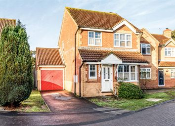 Thumbnail 3 bed detached house for sale in Fieldhouse Drive, Lee-On-The-Solent
