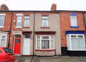 Thumbnail 3 bedroom terraced house for sale in Bartlett Street, Darlington
