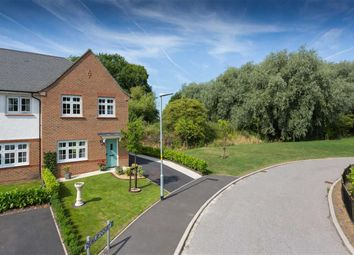 Thumbnail 3 bed end terrace house for sale in Dewlay Court, Garstang, Preston