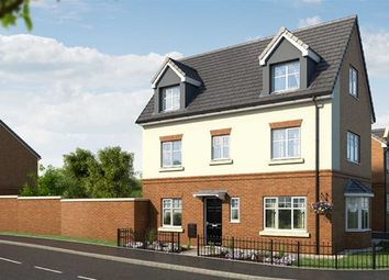Thumbnail 4 bed semi-detached house for sale in Gibfield Park Avenue, Atherton, Manchester