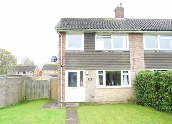 Thumbnail 3 bed semi-detached house for sale in Cuckmere Path, Uckfield