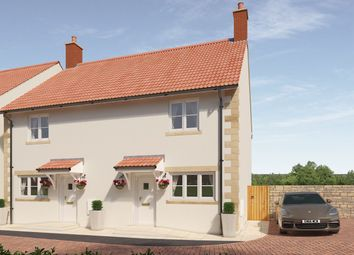 Thumbnail 2 bedroom semi-detached house for sale in Pickford Fields, Chilcompton