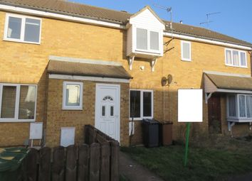 Thumbnail 2 bed terraced house for sale in Eaglesthorpe, Peterborough