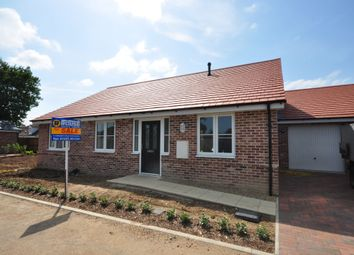 Thumbnail 3 bed detached bungalow for sale in Woodgett Close, Kirby Cross