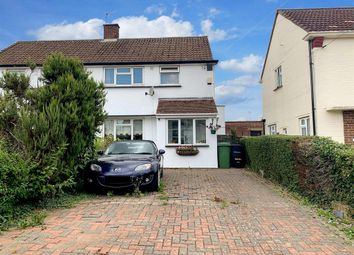 2 bed semi-detached house for sale in Capell Close, Coxheath, Maidstone, Kent ME17