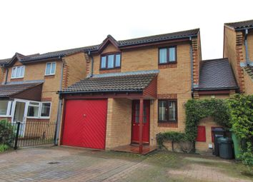 Thumbnail 3 bed detached house for sale in Corby Crescent, Portsmouth