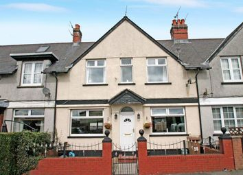 Thumbnail 3 bed terraced house for sale in Markham Crescent, Oakdale, Blackwood, Caerphilly Borough