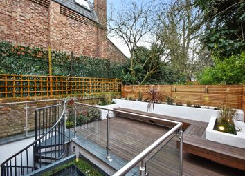 Thumbnail 2 bed detached house to rent in Sumatra Road, West Hampstead, London