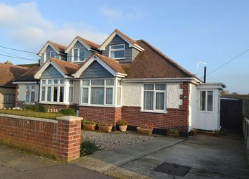 Thumbnail 3 bed semi-detached bungalow for sale in Kemp Road, Whitstable