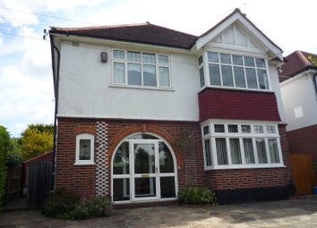 Thumbnail 4 bed detached house to rent in Beresford Road, Sutton
