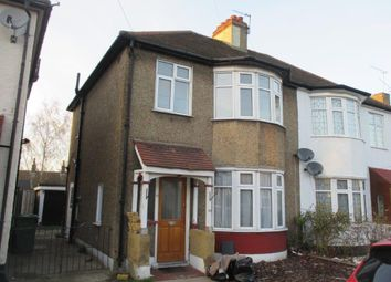 Thumbnail 3 bed end terrace house to rent in Cedar Road, Romford