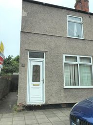 Thumbnail 2 bed end terrace house to rent in Hall Street, Mansfield