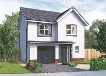 "Thumbnail 3 bed detached house for sale in ""The Newton"" at Crosshill Road, Bishopton"