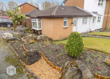 Thumbnail 1 bed bungalow for sale in Wharfedale, Westhoughton, Bolton