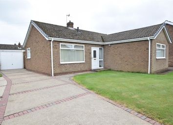 Thumbnail 2 bedroom detached bungalow for sale in Hillcrest Drive, Burton-Upon-Stather, Scunthorpe