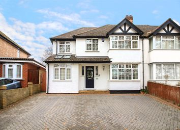 Thumbnail 3 bed semi-detached house for sale in Long Lane, Hillingdon