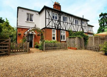Thumbnail 3 bedroom semi-detached house for sale in Stockings Lane, Little Berkhamsted, Hertford