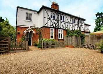 Thumbnail 3 bed semi-detached house for sale in Stockings Lane, Little Berkhamsted, Hertford