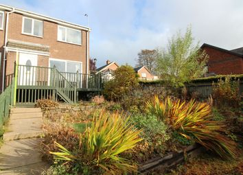 Thumbnail 3 bed end terrace house for sale in Macadam Way, Penrith