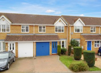 Berwick Way, Sandy SG19. 3 bed terraced house for sale