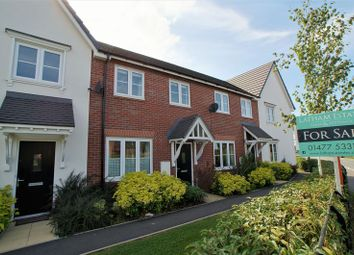 Thumbnail 3 bed property for sale in Medway Walk, Holmes Chapel, Crewe