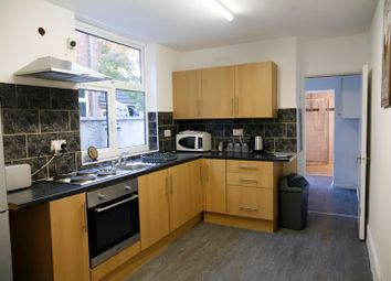 Thumbnail 5 bed terraced house to rent in Winchester Avenue, Leicester