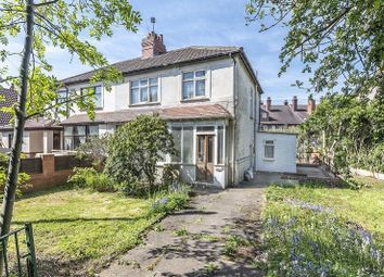 Thumbnail 3 bed semi-detached house for sale in Ottawa Place, Chapel Allerton, Leeds