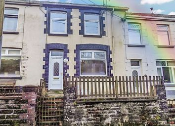 Thumbnail 3 bed property to rent in Norton Terrace, Glyncorrwg, Port Talbot
