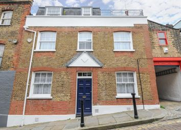 Thumbnail 3 bedroom terraced house for sale in Back Lane, Hampstead