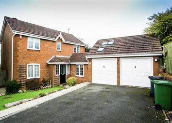 Thumbnail 4 bed detached house for sale in Wayside, Shenley, Radlett