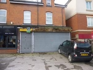 Thumbnail Retail premises to let in 23 Bury New Road, Prestwich, Manchester, Greater Manchester