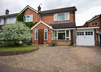 Thumbnail 4 bedroom detached house for sale in Hornbeam Close, Tile Kiln, Chelmsford
