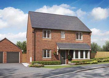 """Thumbnail 4 bed detached house for sale in """"The Pembroke"""" at Hastings Road, Grendon, Atherstone"""