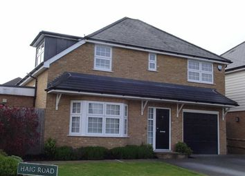 Thumbnail 3 bed detached house to rent in Haig Road, Biggin Hill, Westerham