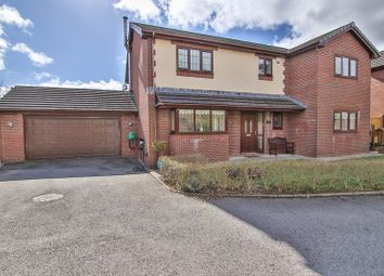 Thumbnail 4 bed property for sale in Redwood Court, Aberdare