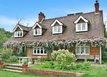 Thumbnail 6 bed country house for sale in Shobley, Ringwood
