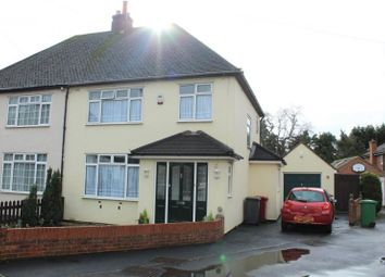Thumbnail 3 bed semi-detached house for sale in Glenavon Gardens, Slough