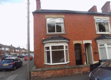 Thumbnail 3 bed semi-detached house for sale in Priorswell Road, Worksop
