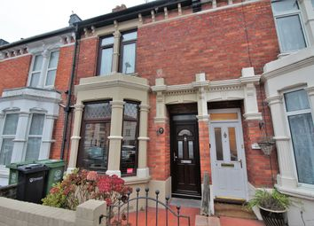 Thumbnail 3 bedroom terraced house for sale in Kimbolton Road, Portsmouth