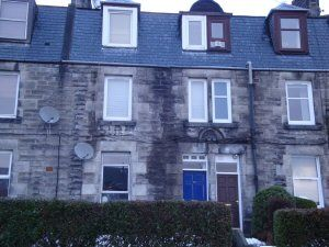Thumbnail 1 bed flat to rent in Rose Street, Fife