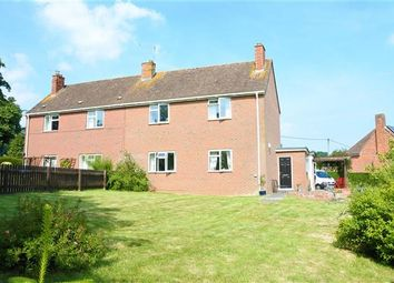 Thumbnail 3 bed semi-detached house for sale in Pill Meadow, Kington Magna, Gillingham